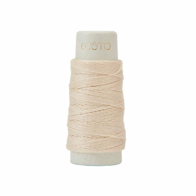 hidamari 刺し子糸 単色 20.ホットミルク