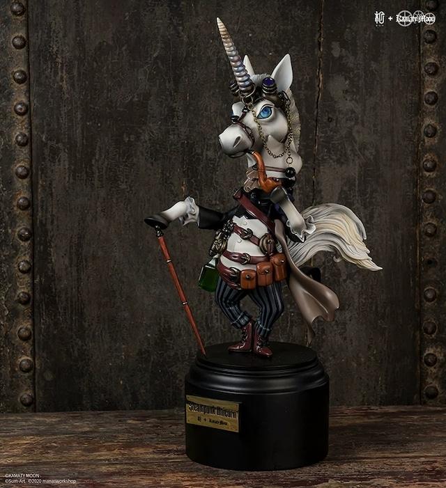 Steampunk Unicorn | 鎌田光司