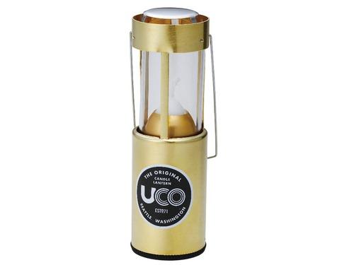 UCO キャンドルランタン ブラス
