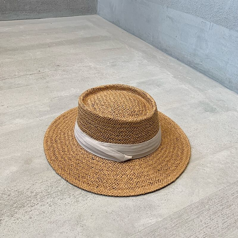 Flat top hat(フラットトップハット)a-285