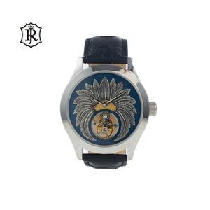 JOHNNYROGER メンズ 腕時計 フライングトゥールビヨン Tourbillon Indiani