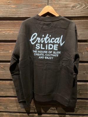 Critical Slide  CREATOR CREW  V,Black Lサイズ  FC2153