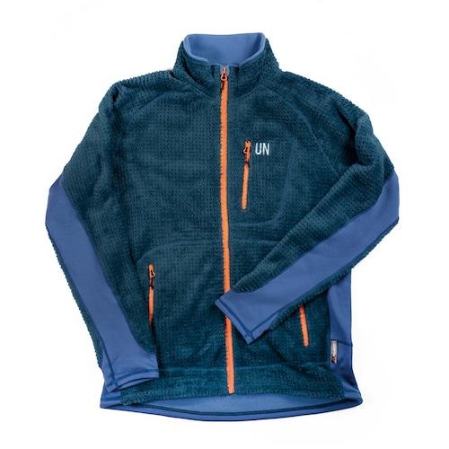 UN3400 High Loft fleece jacket / Blue