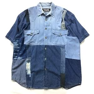 REMAKE  DENIM SHIRTS デニムシャツ【Shirts40】