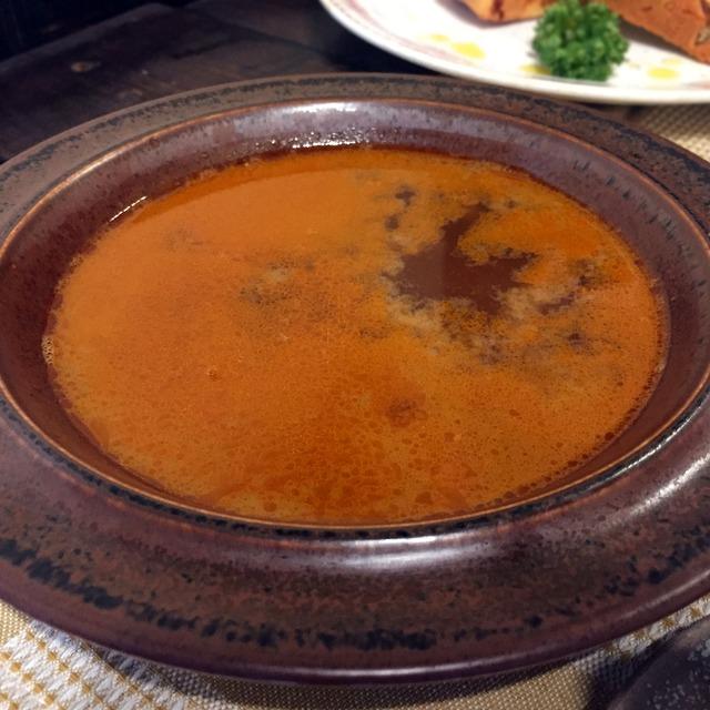 スープ・ド・ポワソン(魚のスープ)