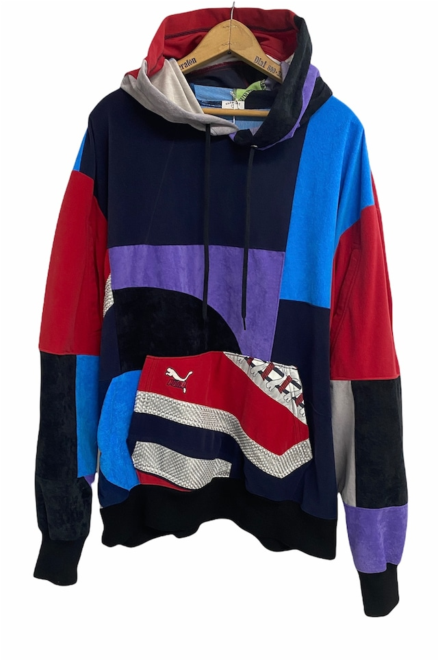 OLDPARK / OVERSIZED  HOODIE(SPORTS,サイズFREE)