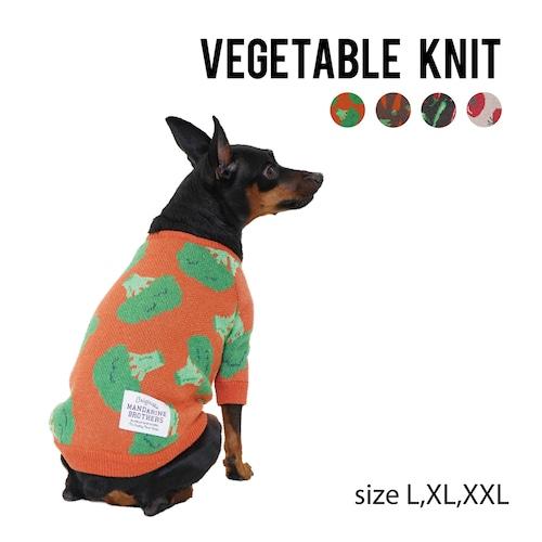 VEGETABLE KNIT(L,XL,XXL) ベジタブルニット