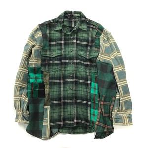 REMAKE  HEAVY SHIRTS リメイクヘビーネルシャツ【Shirts39】