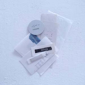 紙のハギレセット / hase