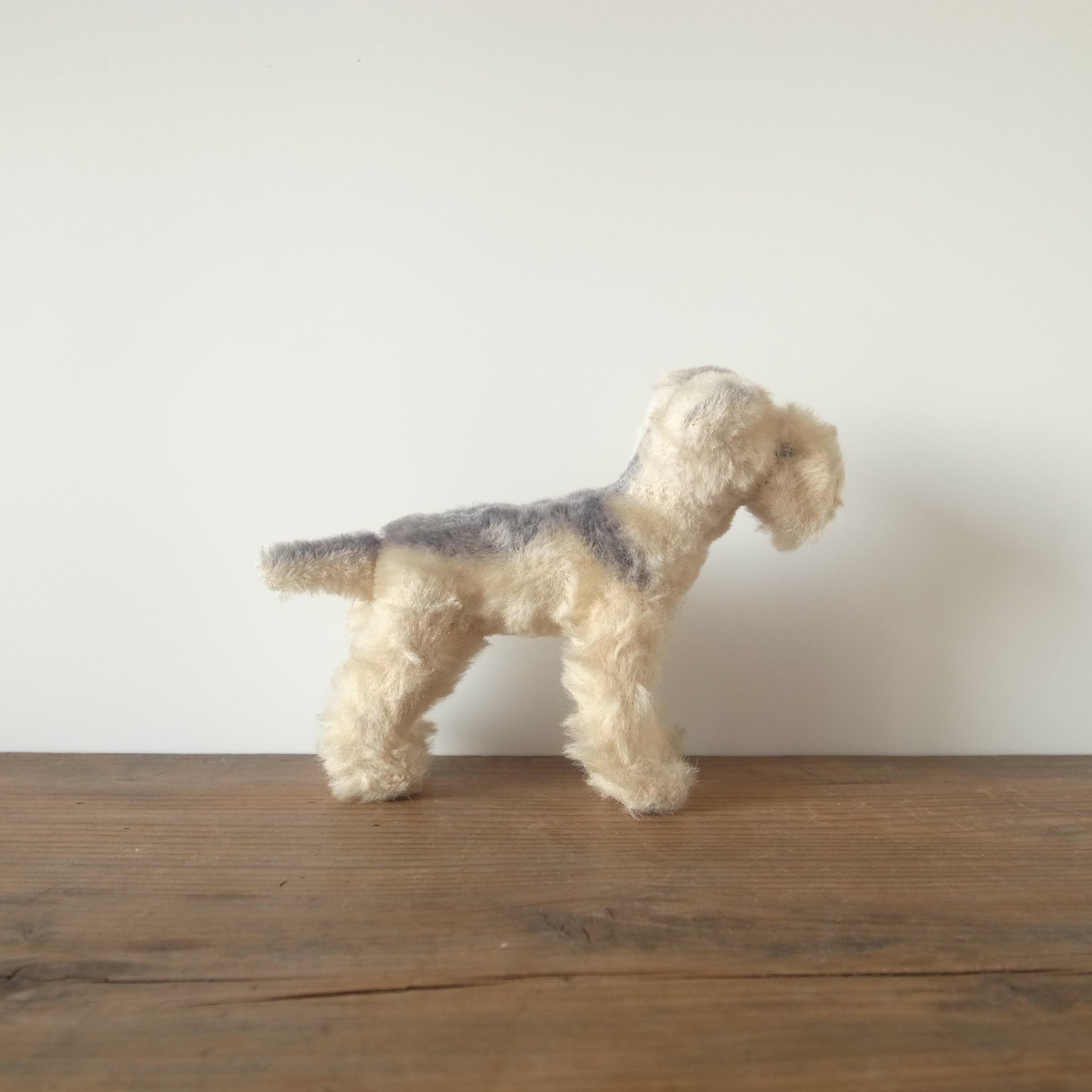 Stuffed animal / Dog