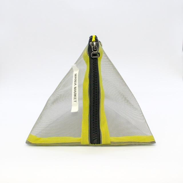 【MANIA MARKET】網テントポーチ NEW-Dカン付き size L