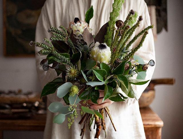 野生の森のブーケ(Naitive flower Bouquet)