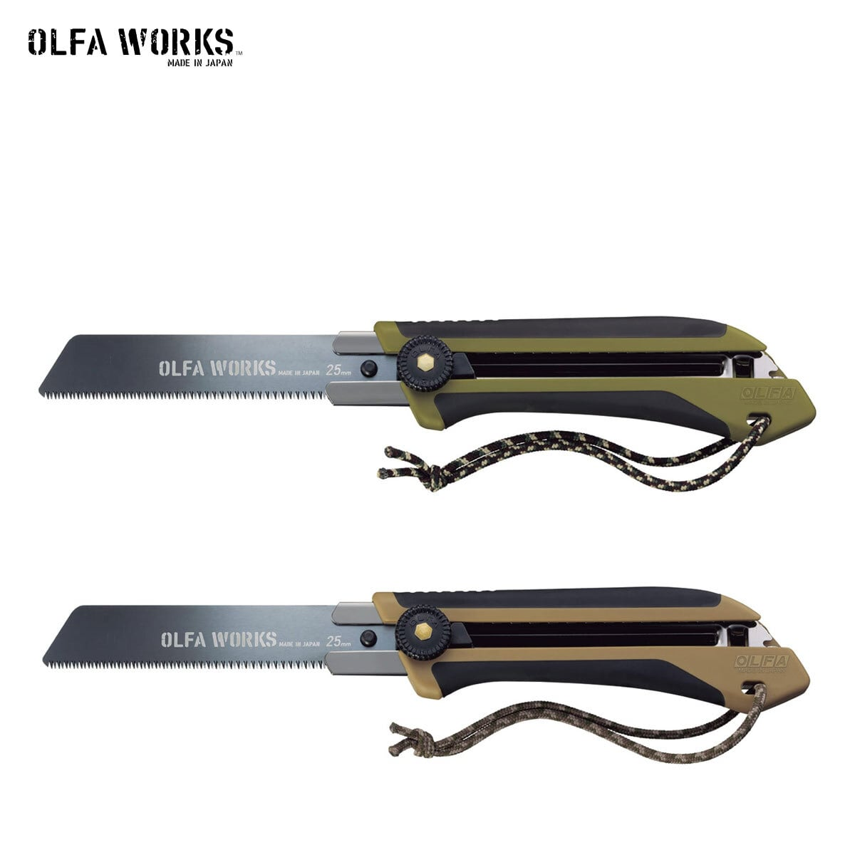 OLFA WORKS 替刃式フィールドノコギリ FS1