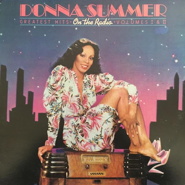 Donna Summer – On The Radio - Greatest Hits Vol. I & II