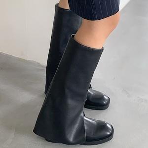 Layered soft boots(レイヤードソフトブーツ)b-405