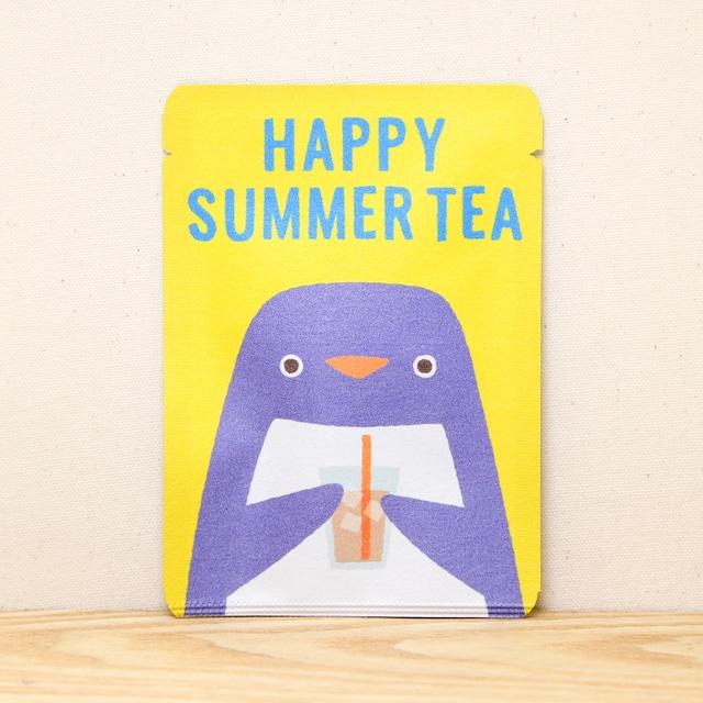 HAPPY SUMMER TEA ごあいさつ茶 和紅茶ティーバッグ1包入り