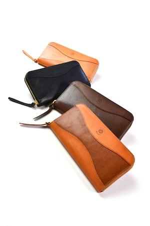 Reverse round wallet