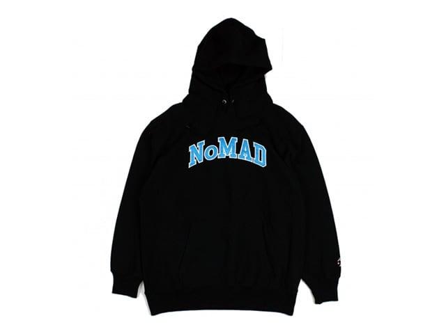 TOPROCDRESS|Nomad Museum-logo Hoodie (BLACK)