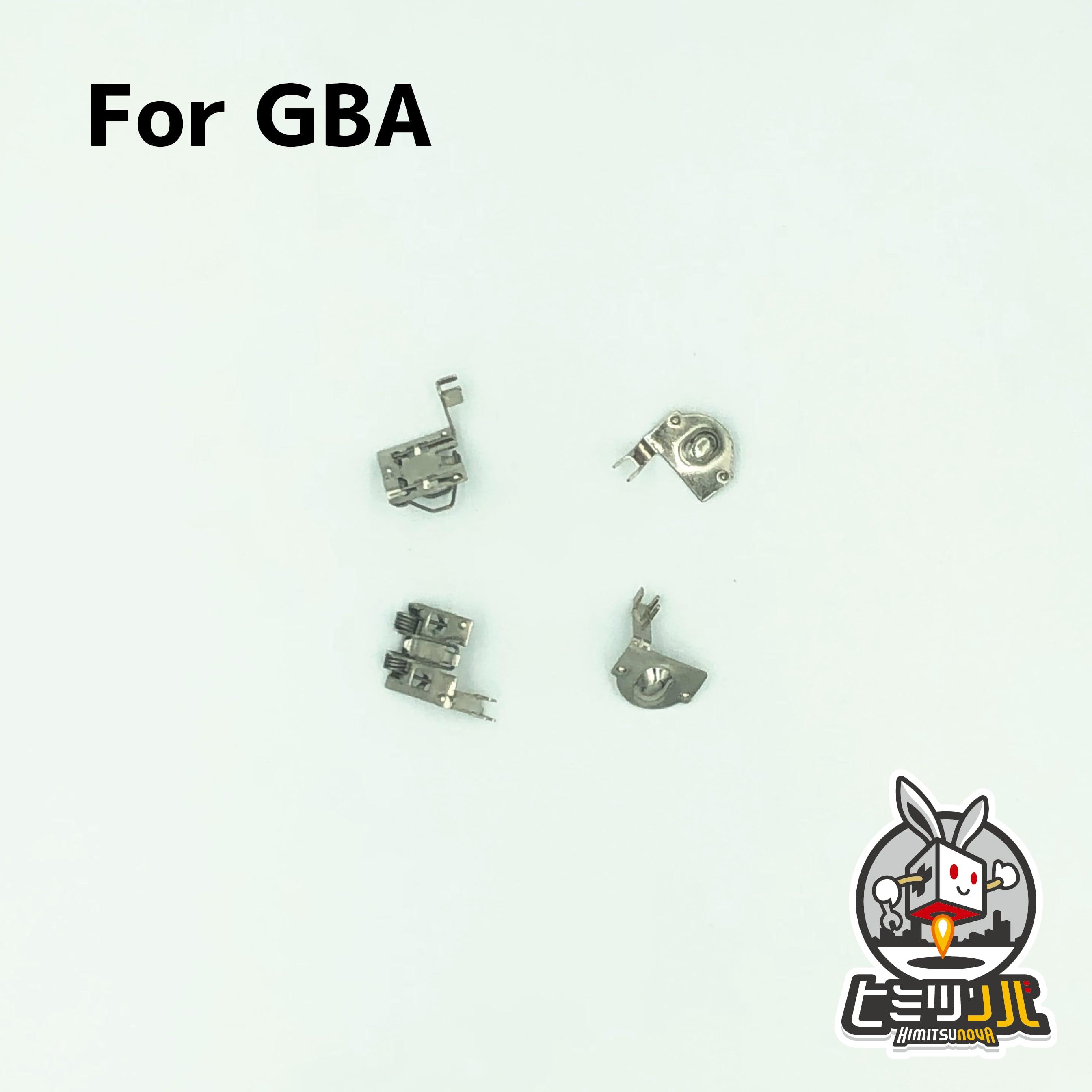 【GBA】バッテリーコンタクト