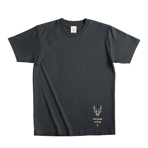 MESSAGE オーガニックコットン100% Tシャツ