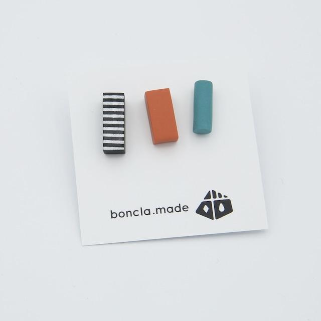 boncla.made/ボンクラメイド/名脇役ピアス/200