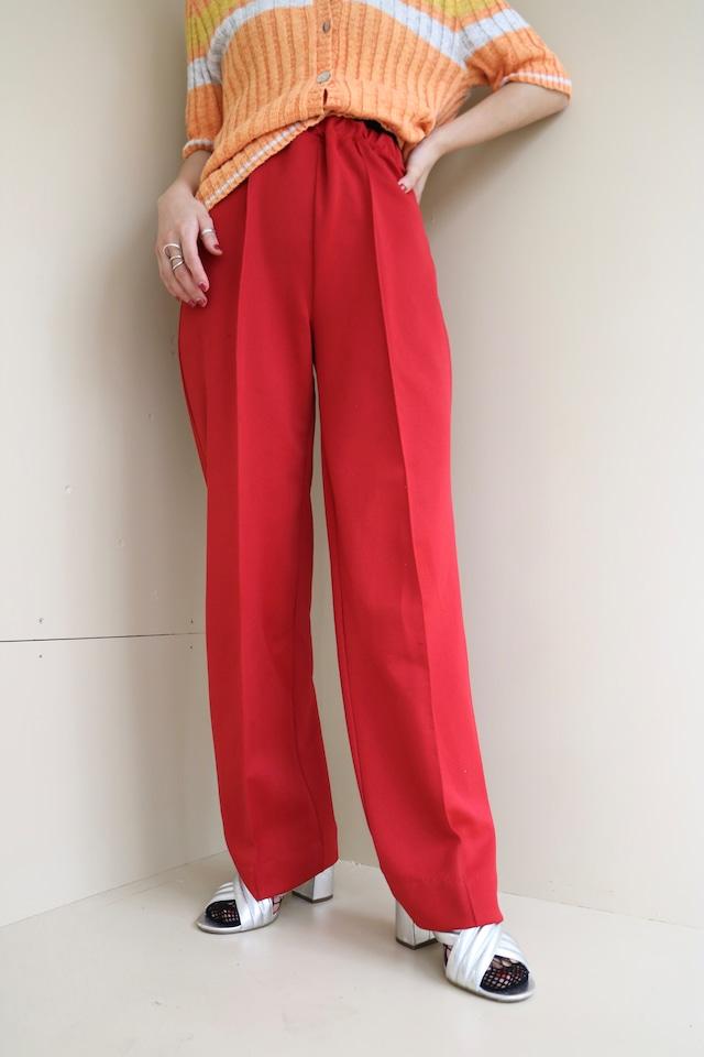 vintage easy pants / 6SSPT19-70