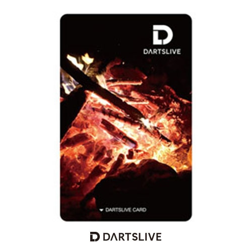 Darts Live Card [185]