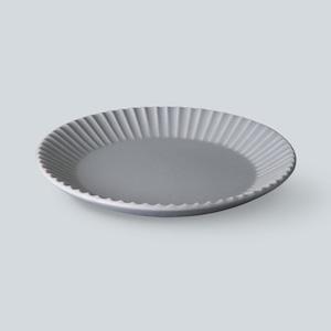 SAKUZAN STRIPE ( 作山 ストライプ ) Stripe Plate SS【グレー】