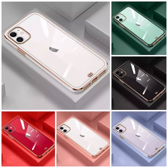 Frame color iphone case