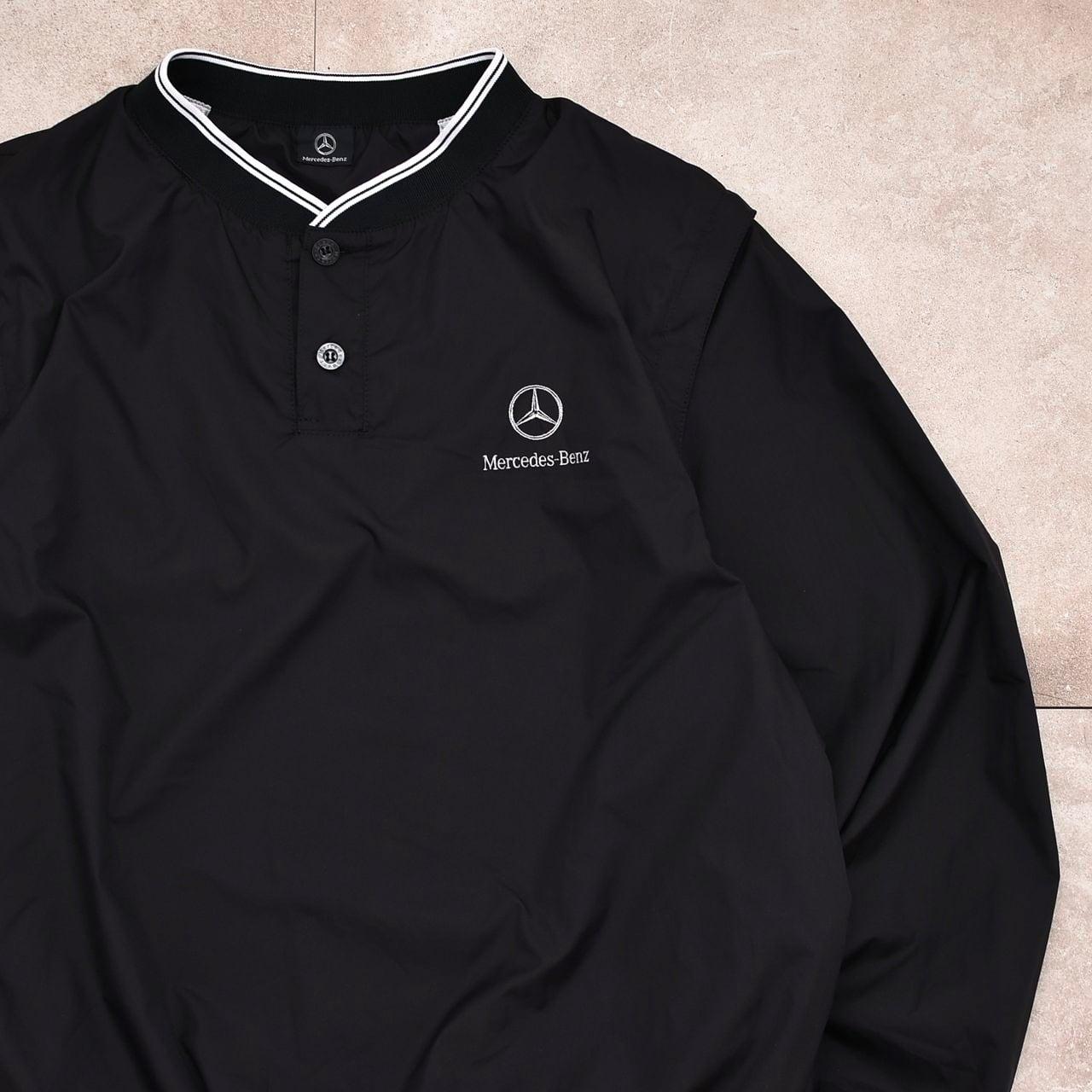 Mercedes-Benz logo embroidery po jacket
