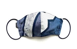 【デザイナーズマスク 吸水速乾COOLMAX使用 日本製】SPORTS MIX MASK CTMR 0911050