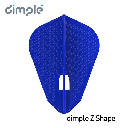 L-Flight PRO dimple L9d [Z Shape] Blue