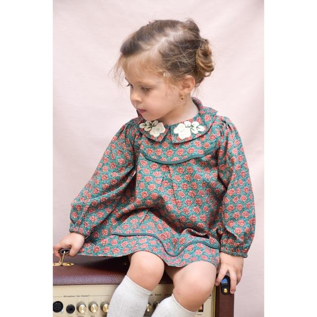 Eve Blouse Mini Dress by Bachaa