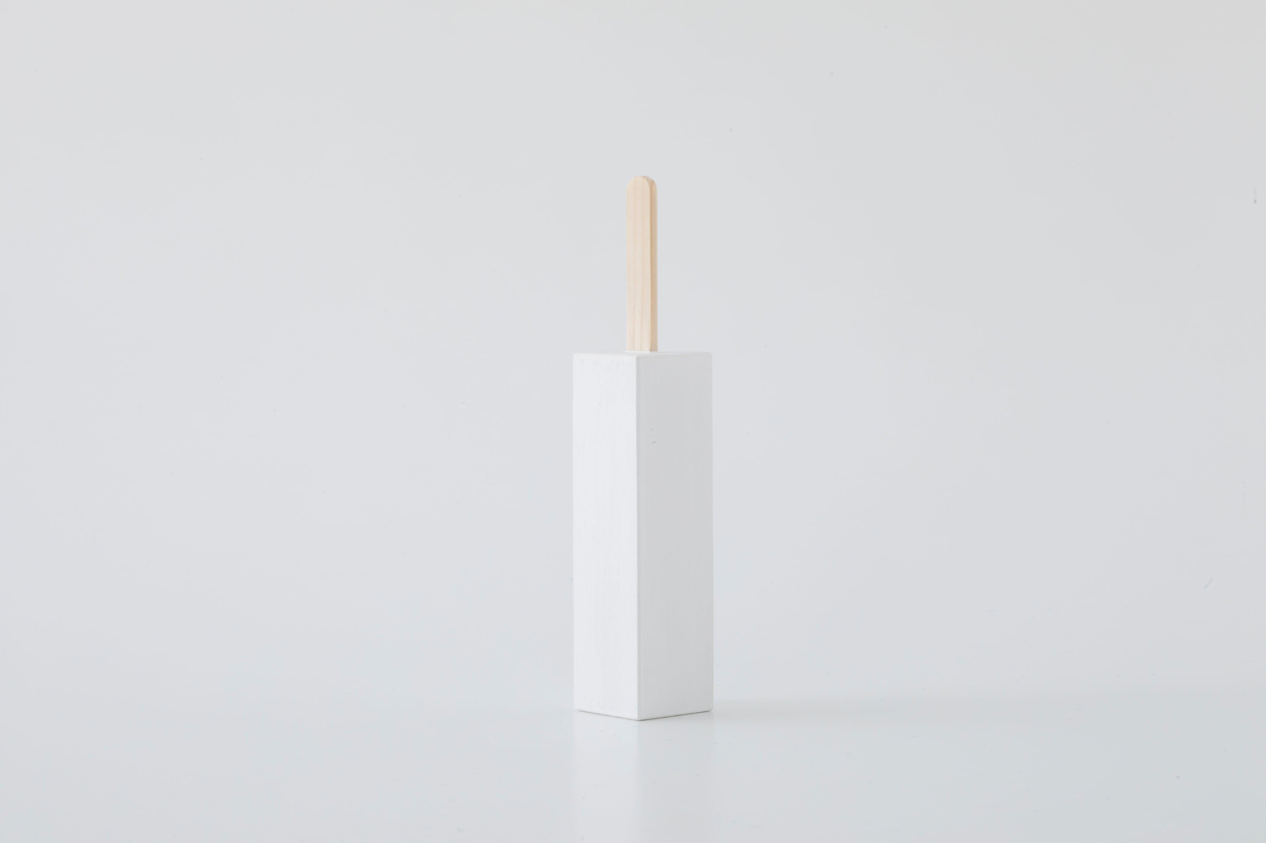 ice pop : ホームランバー (ホワイト) / 西本良太