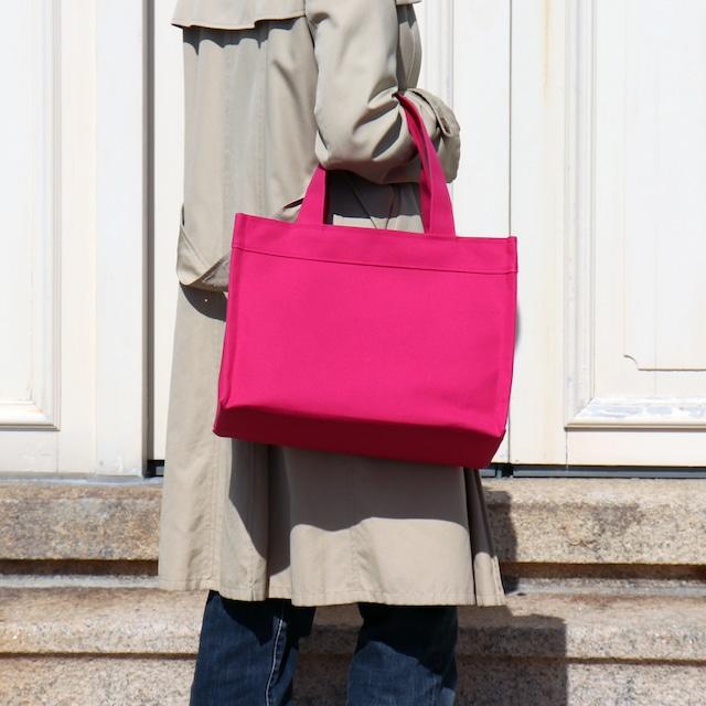 倉敷帆布×北欧 マジックピンク・帆布トートバッグ【Everyトート】