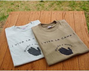 ¡ VIVA LA CAMP !  Tシャツ 5.6oz