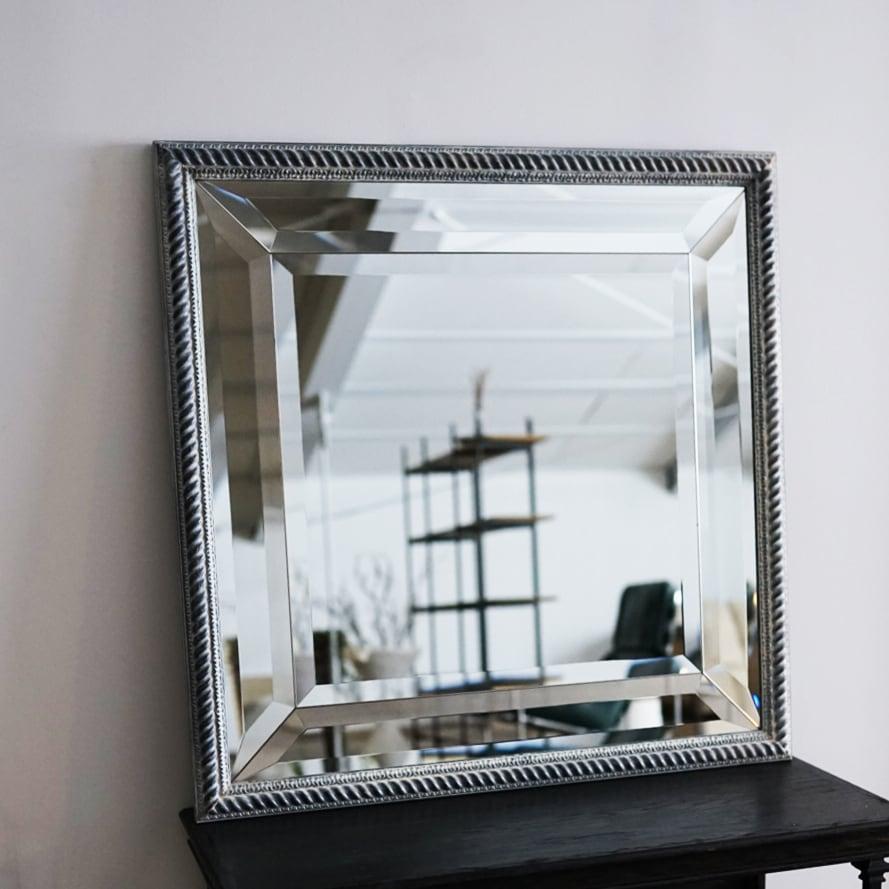 #08-04  Antique mirror
