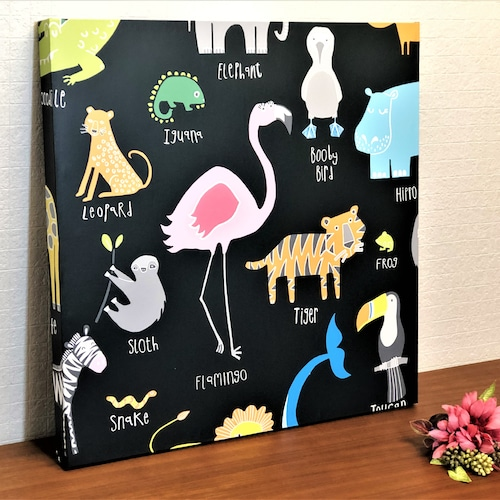 UK製輸入壁紙アートパネル|SCION|鳥と動物|Made in Kuukan aga ¥ 16,080
