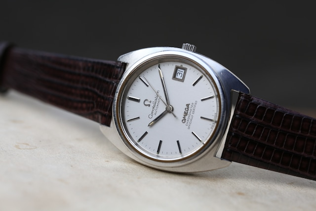 【OMEGA】 1970's コンステレーション クロノメーター Cライン 後期型  自動巻き / Vintagewatch / Constellation / Cal.1011