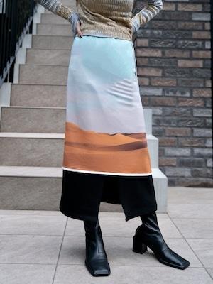 【WOMENS - 1 size】DESERT MULTI WRAP / 2colors
