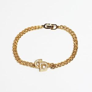 Christian Dior ディオール ブレスレット ゴールド