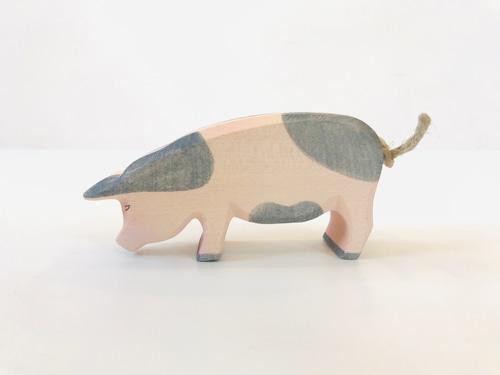 オストハイマー ブチ豚