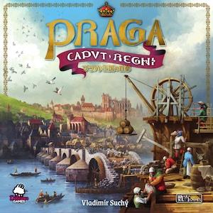 プラハ 王国の首都