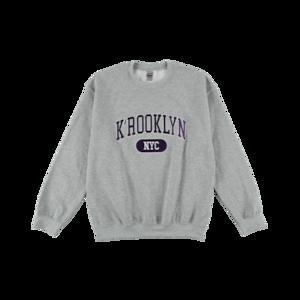 K'rooklyn College Sweat -Gray-