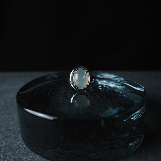Healing stone ring (Moonstone)