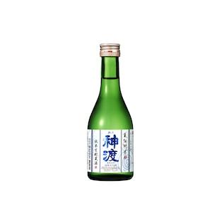 神渡 夏誂純米(純米生貯蔵酒)300ml