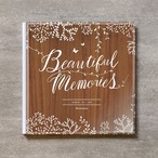 Tree's Board(Brown)-MATERNITY_A4スクエア_6ページ/10カット_クラシックアルバム(アクリルカバー)