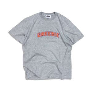 L.O.S logo S/S shirts【Mix gray】