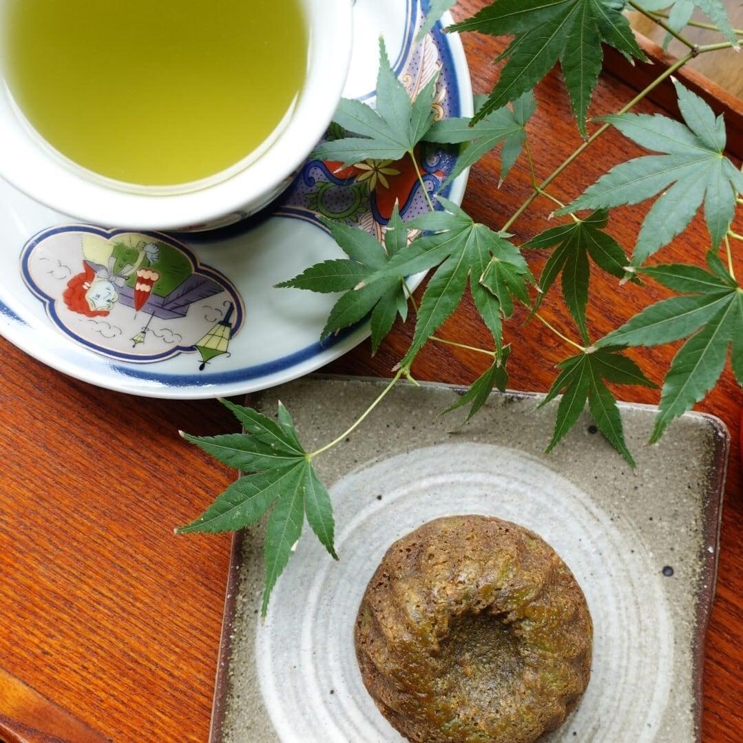 しあわせお茶時間セット~抹茶のロンド~【クール便】