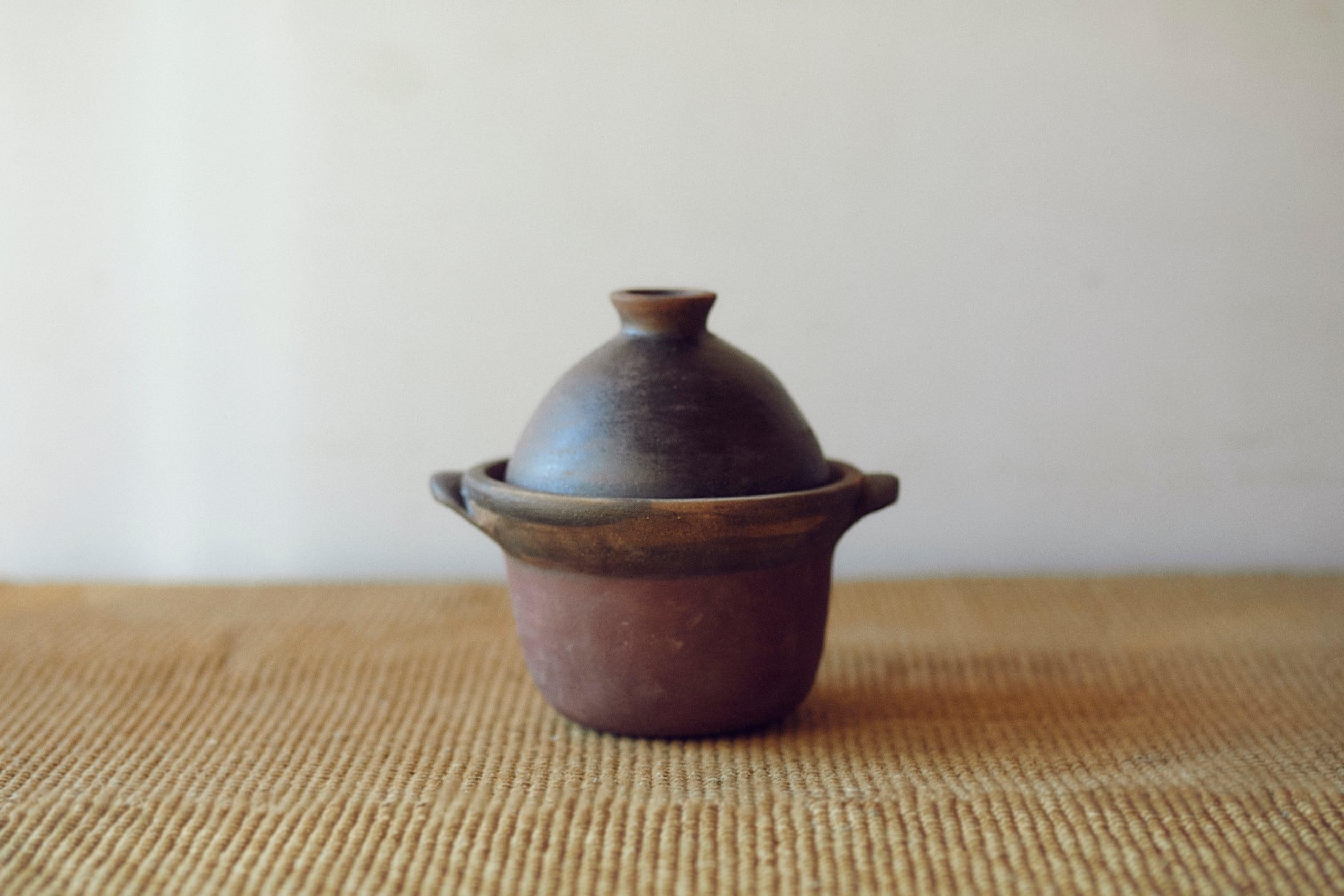 ご飯炊き鍋(中)